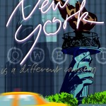 See New York through the eyes of leading literary figures